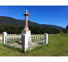 War memorial, Newton Boyd Photographic Print