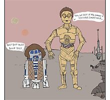 Boy Meets World + Star Wars by altanimus