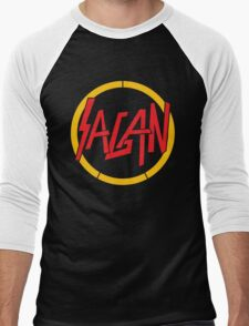 Sagan / Slayer (Monsters of Grok) Men's Baseball ¾ T-Shirt