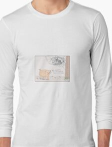 Charlotte's Web + The Office Long Sleeve T-Shirt