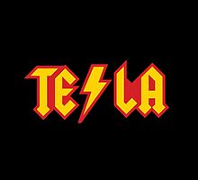 Tesla vs. AC/DC (Monsters of Grok) by amorphia