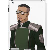 Baatar Jr. iPad Case/Skin