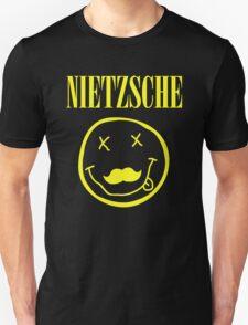 Nietzsche / Nirvana (Monsters of Grok) Unisex T-Shirt