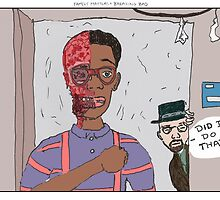 Family Matters + Breaking Bad by altanimus