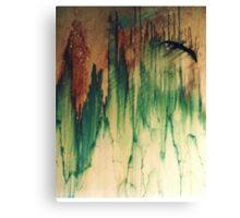 THE WANDERING ALBATROSS TAKES A TRIP Canvas Print