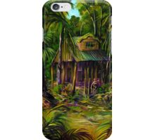 the Artists retreat - Montville Queensland iPhone Case/Skin