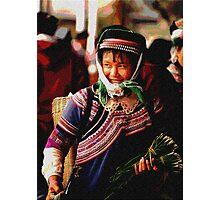 Yi minority Photographic Print