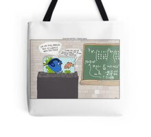 Good Will Hunting + Finding Nemo Tote Bag