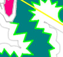 YeeeHaaaa! Sticker