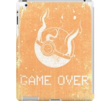 Game Over Charizard iPad Case/Skin