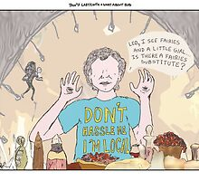 Pans Labyrinth + What About Bob by altanimus
