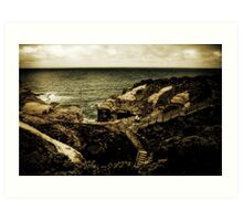 The Grotto, The Great Ocean Road, Victoria Art Print