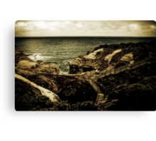 The Grotto, The Great Ocean Road, Victoria Canvas Print
