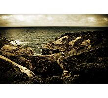 The Grotto, The Great Ocean Road, Victoria Photographic Print