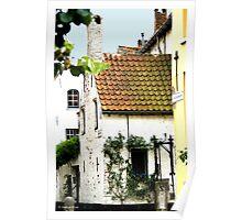 Lier Beguinage - Pompstraat Poster
