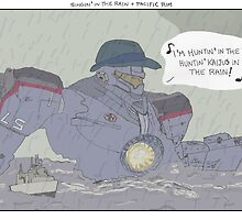 Singin' in the Rain + Pacific Rim by altanimus