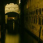 Bridge of Signs, Venice by PCDC
