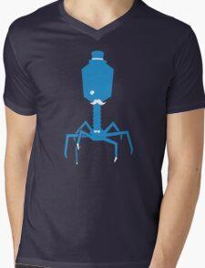 Sir Phage Mens V-Neck T-Shirt