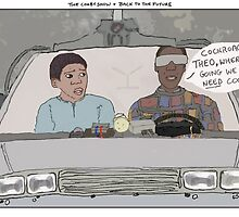 The Cosby Show + Back to the Future by altanimus