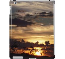 Sunset on the Blood Moon iPad Case/Skin