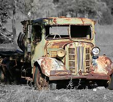 Old Truck by Nigel Donald