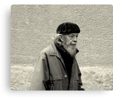 Almoust there....... Canvas Print