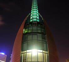 Swan Bell Tower Perth Western Australia by Nigel Donald