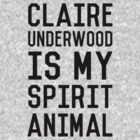 Claire Spirit- Black by kellabell9