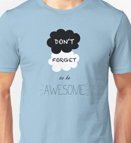 DFTBA TFIOS Nerdfighters Unisex T-Shirt