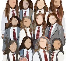 The Broadway Matildas by matildaismagic