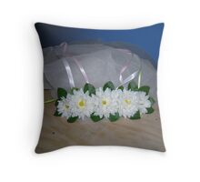 Heavenly Lily Paulina  Throw Pillow