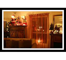 No Place like Home for the holidays Photographic Print