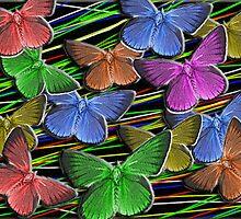 Butterfly Haven by taracroft27