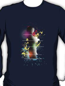 cool woman  T-Shirt