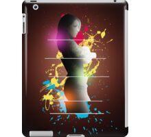 cool woman  iPad Case/Skin