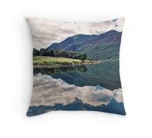 Buttermere, Cumbria, U.K. Throw Pillow