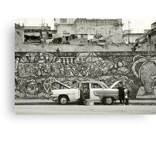 AA service Havanna style Canvas Print