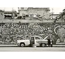 AA service Havanna style Photographic Print