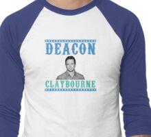 Deacon Claybourne  Men's Baseball ¾ T-Shirt