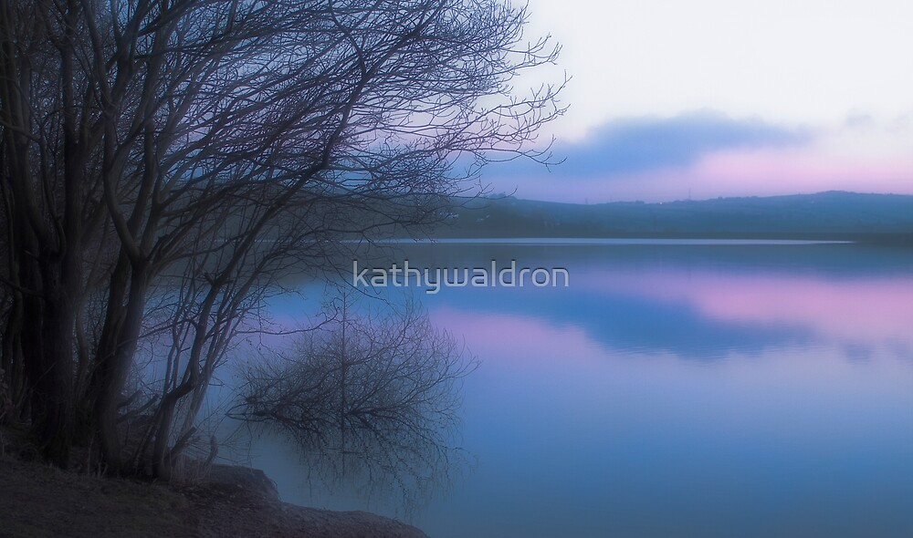 mirror lake by kathywaldron