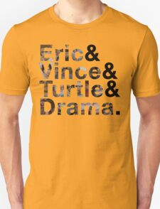 The Entourage Fab 4 T-Shirt