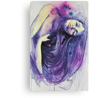My Soul, In Color.. Canvas Print