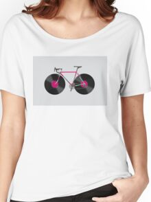 bicycle Women's Relaxed Fit T-Shirt
