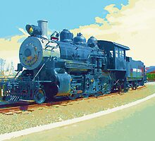 Steam Locomotive by ChrisR