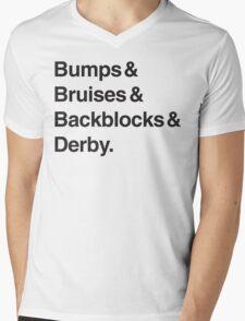 Bumps & Bruises & Backblocks & Derby T-Shirt