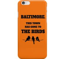 Baltimore iPhone Case/Skin