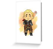 Little Cullen Greeting Card