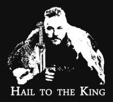 Ragnar : Hail to the King T-Shirt