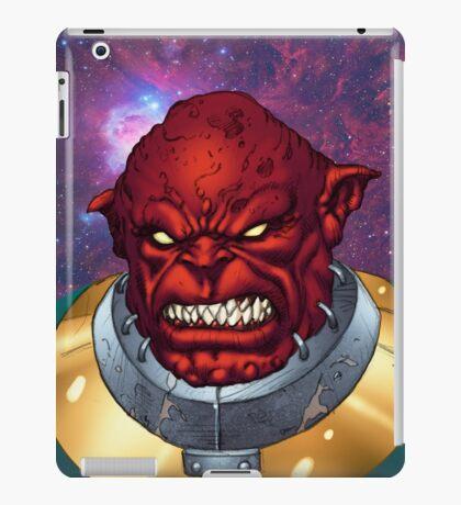 Worker Alien Slave Monster by Al Rio iPad Case/Skin