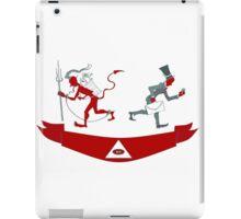 Corporate Krampus iPad Case/Skin